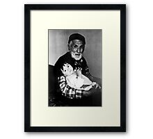 Generations 02 Framed Print