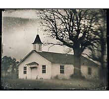 holy ghost big bang theory 1 Photographic Print