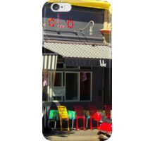 LoLo And Behold...One Yellow Chair iPhone Case/Skin