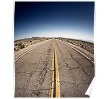 Open Road Poster