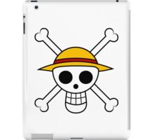 One Piece Flag iPad Case/Skin