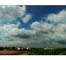 Panorama. by Ajay  Verma