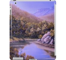 RIVER LOW TIDE iPad Case/Skin