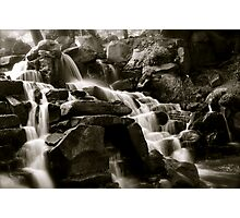 The cascades Photographic Print