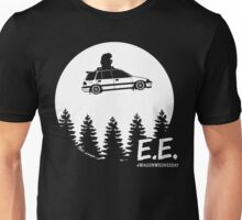Civic Wagon E.T. Unisex T-Shirt