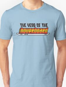 Year of the Hoverboard Unisex T-Shirt
