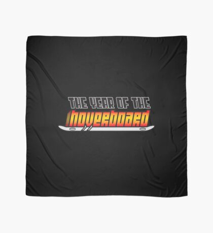 Year of the Hoverboard Scarf