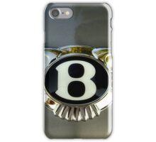 B Is For Bentley iPhone Case/Skin