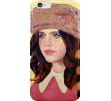 Suzy has a plan iPhone Case/Skin