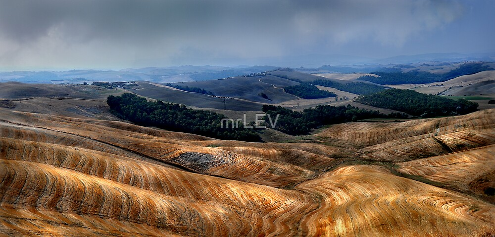 The Tuscany valley by mrLEV