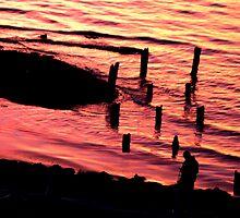 Pink Waters by starlitewonder