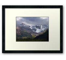High Country Vista Framed Print