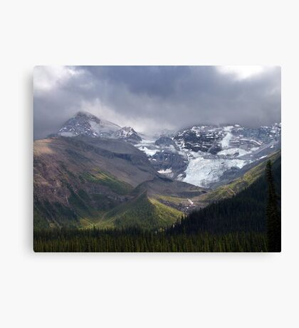 High Country Vista Canvas Print