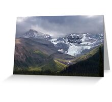 High Country Vista Greeting Card