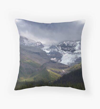 High Country Vista Throw Pillow