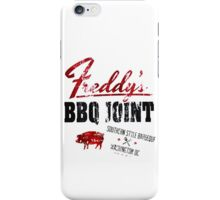 House of Cards Freddy's BBQ iPhone Case/Skin