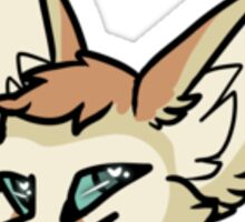 Proud To Be A Fennec Sticker