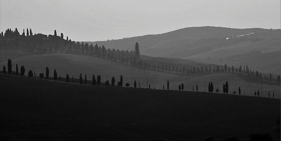 My Tuscany's mood by mrLEV