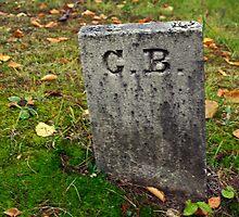 ...who is C.B.?... by Lynne Prestebak