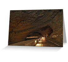 Grotte du Mas d'Azil 2 Greeting Card