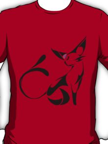 pokemon espeon eevee anime shirt T-Shirt