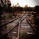Old track by Olav Lunde