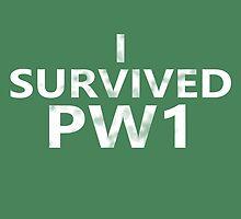 I Survived PW1 by jolszewski