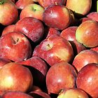 Almost Apple Pie by joan warburton