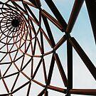 Paper Tower II by George Parapadakis (monocotylidono)