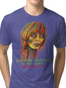 Zombie Nico Tri-blend T-Shirt