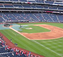 Citizens Bank Park by DeWolf