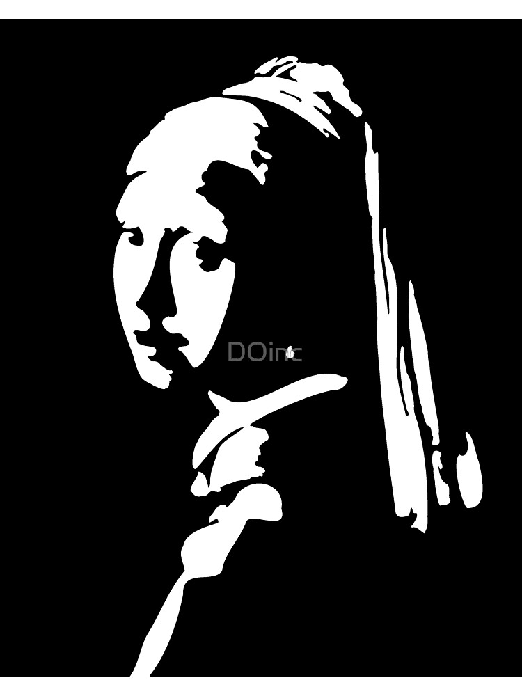 Girl with a Pearl Earring by DOinc