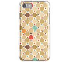 Colorful Octagon Patern iPhone Case/Skin