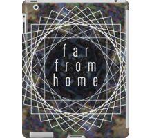Far From Home iPad Case/Skin