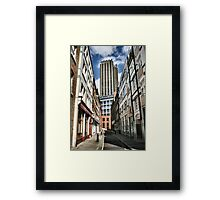 London old and new Framed Print