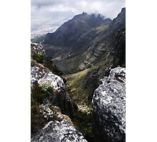 Slopes of Table Mountain Photographic Print