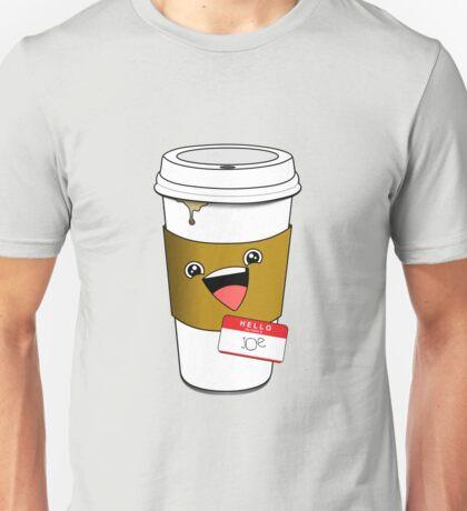 Hello my name is Joe Unisex T-Shirt