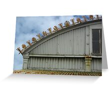 Gardeners Shed Greeting Card