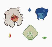 Steven Universe Gems from the World they call Home I think by toifshi