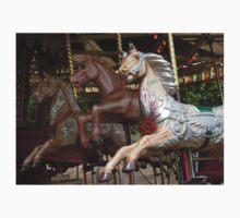 Carousel horses Kids Tee