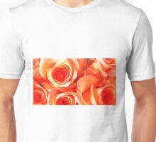 Orange Roses Unisex T-Shirt