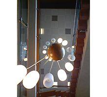 Follow The Lights Photographic Print