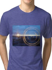 The Dawn View Tri-blend T-Shirt