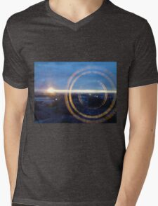 The Dawn View Mens V-Neck T-Shirt