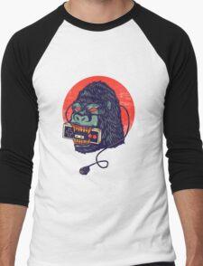 kong Men's Baseball ¾ T-Shirt
