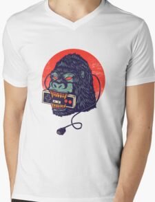 kong Mens V-Neck T-Shirt
