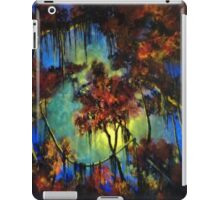 JUNGLE LIGHT iPad Case/Skin