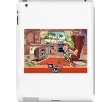 Breaking Farm mobile home iPad Case/Skin