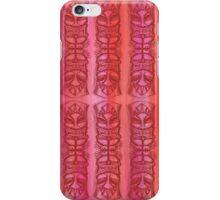 Tiki - Tok Sunset iPhone Case/Skin