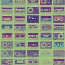 Audio cassette tape nostalgia by nametaken